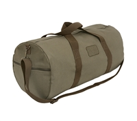 Rothco 2238 Two Tone Shoulder Duffle with Loop Patch