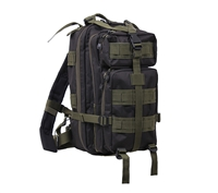 Rothco Black Olive Drab Medium Transport Pack - 2247