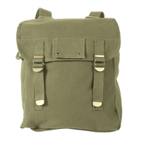 Rothco Heavyweight Canvas Musette Bags - 2270