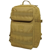 Rothco Coyote Brown 2294 Fast Mover Tactical Backpack
