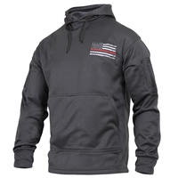 Rothco Thin Red Line Concealed Carry Hoodie 2331
