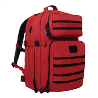 Rothco Red Fast Mover Tactical Backpack 2390