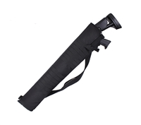 Rothco Black Tactical Shotgun Scabbard - 25910