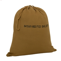 Rothco Coyote Military Ditty Bag - 2673