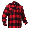 Rothco Fleece Lined Flannel Shirt - 2739