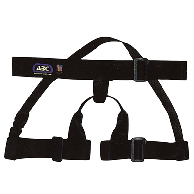 Rothco Black Adjustable Guide Harness - 278