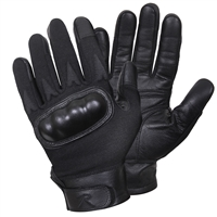 Rothco Hard Knuckle Cut and Fire Resistant Gloves 2805