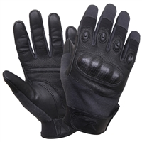 Rothco Hard Knuckle Cut and Fire Resistant Gloves 2808