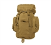 Rothco Coyote Brown 45L Tactical Backpack - 2848