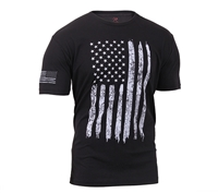 Rothco Distressed US Flag T-Shirt 2901