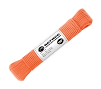 Rothco Orange 100 Foot Polyester Paracord - 30803