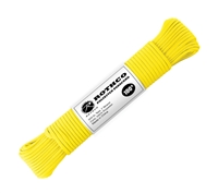 Rothco Yellow 100 Foot Polyester Paracord - 30804