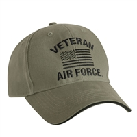 Rothco Vintage Air Force Veteran Low Profile Cap 3511