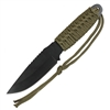 Rothco Olive Drab Paracord Knife - 3674
