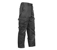 Rothco Black Deluxe Emt Pants - 3823