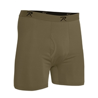 Rothco Moisture Wicking Boxer Shorts - 3826