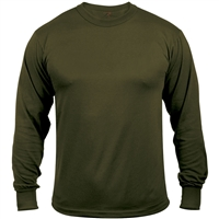 Rothco Moisture Wicking Long Sleeve T-Shirt 3836