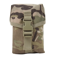 Rothco Multicam Molle 100 Round Saw Pouch - 40126