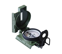 Rothco Olive Drab Military Phosphorescent Compass - 415
