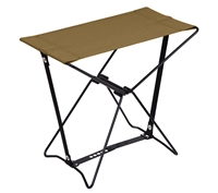 Rothco Coyote Folding Camp Stool - 45450