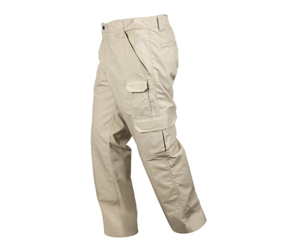 Rothco Khaki Tactical Pants - 4665