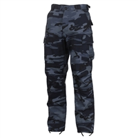 Rothco Midnight Blue Camouflage BDU Pants 4712