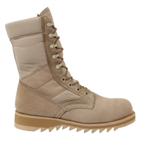Rothco 5058 Desert Tan Wave Sole GI Type Speedlace Boots