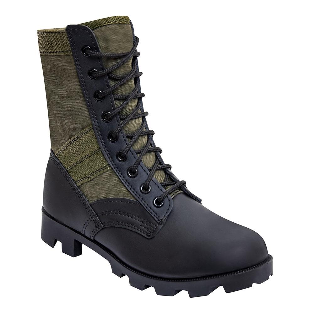Rothco 5080 Olive Drab GI Style Jungle Boots 52b116c473b5