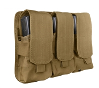 Rothco Universal Triple Mag Rifle Pouch - 5093