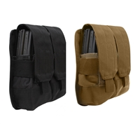 Rothco Molle Double Mag Rifle Pouch - 51003