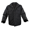 Rothco Black Soft Shell M-65 Jacket - 5247