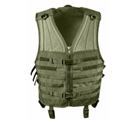 Rothco Olive Drab Molle Modular Vest - 5405
