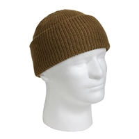 Rothco Coyote Wool Watch Cap - 5437