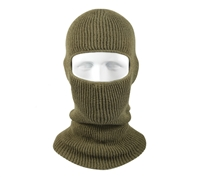 Rothco Olive Drab One Hole Face Mask - 5501