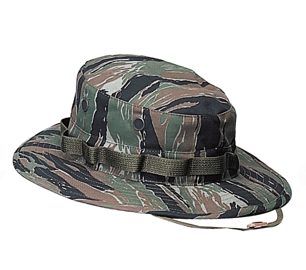 Rothco Tiger Stripe Boonie Hat - 5816. View Larger Photo ... 3b624198d6e