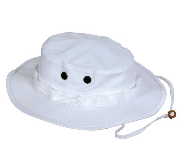 Rothco White Boonie Hat - 5832 b5927d345308