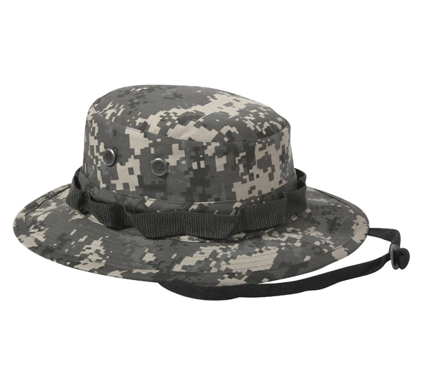 ac9bf33c341 Rothco Subdued Urban Digital Camo Boonie Hat - 5839. View Larger Photo ...
