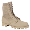 Rothco Desert Tan Classic Military Jungle Boots 5909
