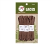 Rothco 3 Pack of Coyote Brown 72 inch Boot Laces 6017