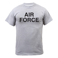 Rothco Grey Air Force Pt T-Shirt - 61020
