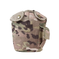 Rothco Multicam GI Style MOLLE Canteen Cover - 612