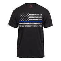 Rothco Thin Blue Line T-Shirt 61550