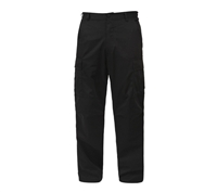 Rothco Black SWAT Pants - 6215
