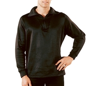 Rothco Black Polyester Zip Top - 6240