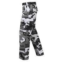 Rothco Kids City Camouflage BDU Pants - 6791