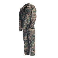 Rothco Woodland Camouflage Flight Suit - 7003