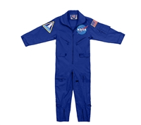 Rothco 7209 Kids Blue NASA Flight Coverall