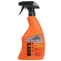 Bens 24 oz Clothing And Gear Insect Repellent 7734