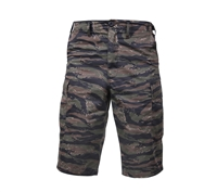 Rothco Tiger Stripe Long BDU Shorts - 7867