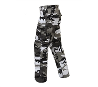 Rothco Urban City Camo Bdu Pants - 7881